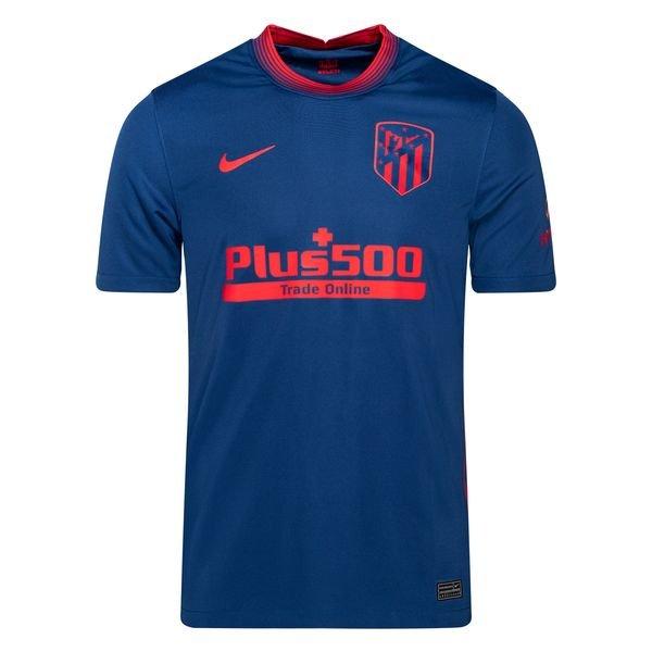 Атлетико Мадрид гостевая форма сезон 2020-2021